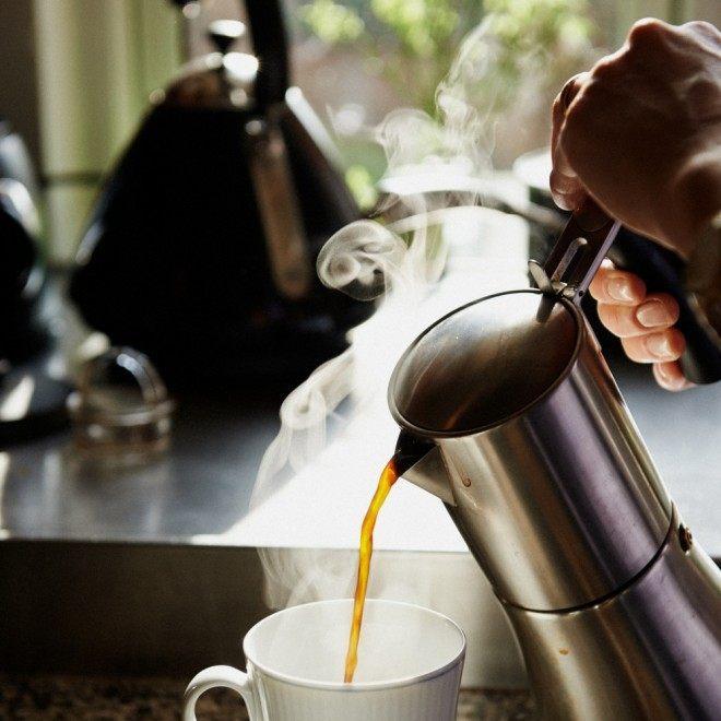 kaffe og symptomer på stress